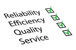 Dependable Reliability Efficiency Quality Roofing Service
